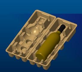 design for bottle tray